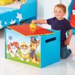 Paw Patrol Spielzeugkiste Fr Aufbewahrungsbofr Das Aufbewahrungsbox Garten Regal Kinderzimmer Regale Weiß Sofa Wohnzimmer Aufbewahrungsbox Kinderzimmer