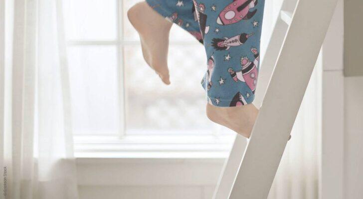 Medium Size of Rausfallschutz Kinderbett Selber Machen Selbst Gemacht Bett Baby Hochbett De Luxe Diy Absturzsicherung Und Stauraumtreppe Bett1de Küche Zusammenstellen Wohnzimmer Rausfallschutz Selbst Gemacht