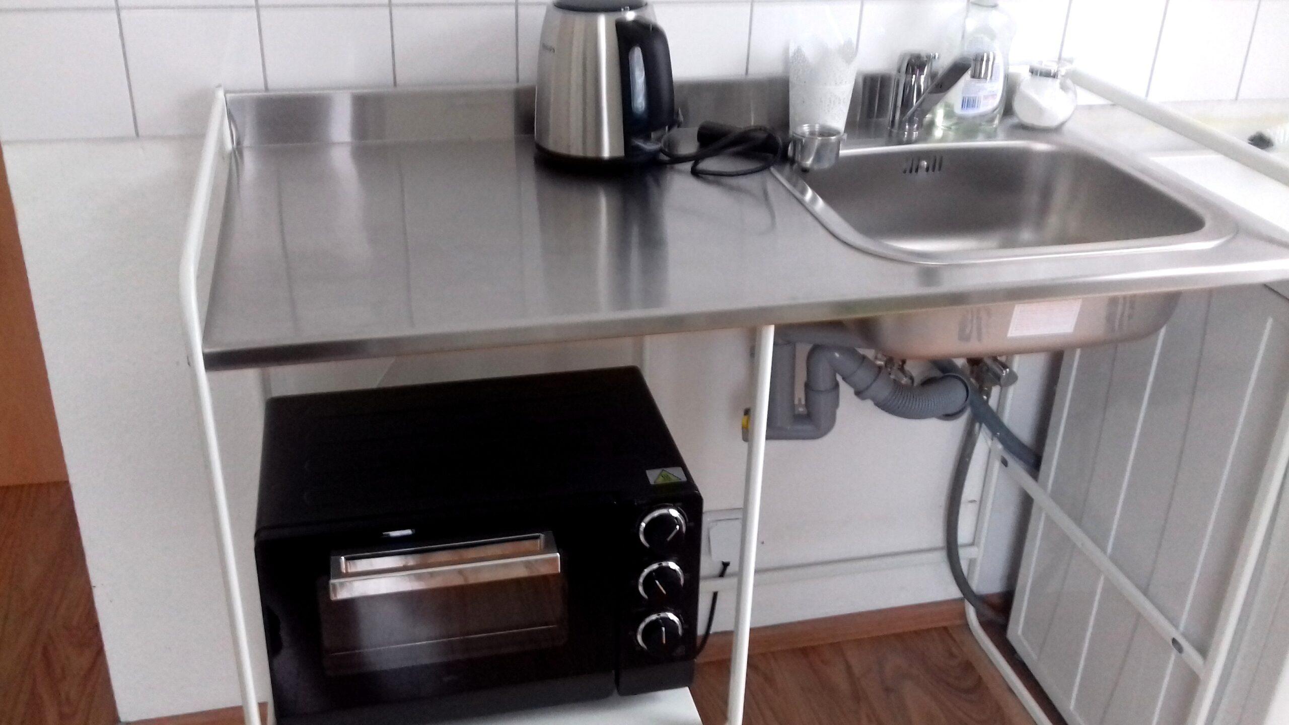 Full Size of Mobile Küche Ikea Meine Neue Kche Genial Einfach Sideboard Mit Arbeitsplatte Unterschränke Abfalleimer Tapeten Für Grau Hochglanz Holz Weiß Modul Modulare Wohnzimmer Mobile Küche Ikea