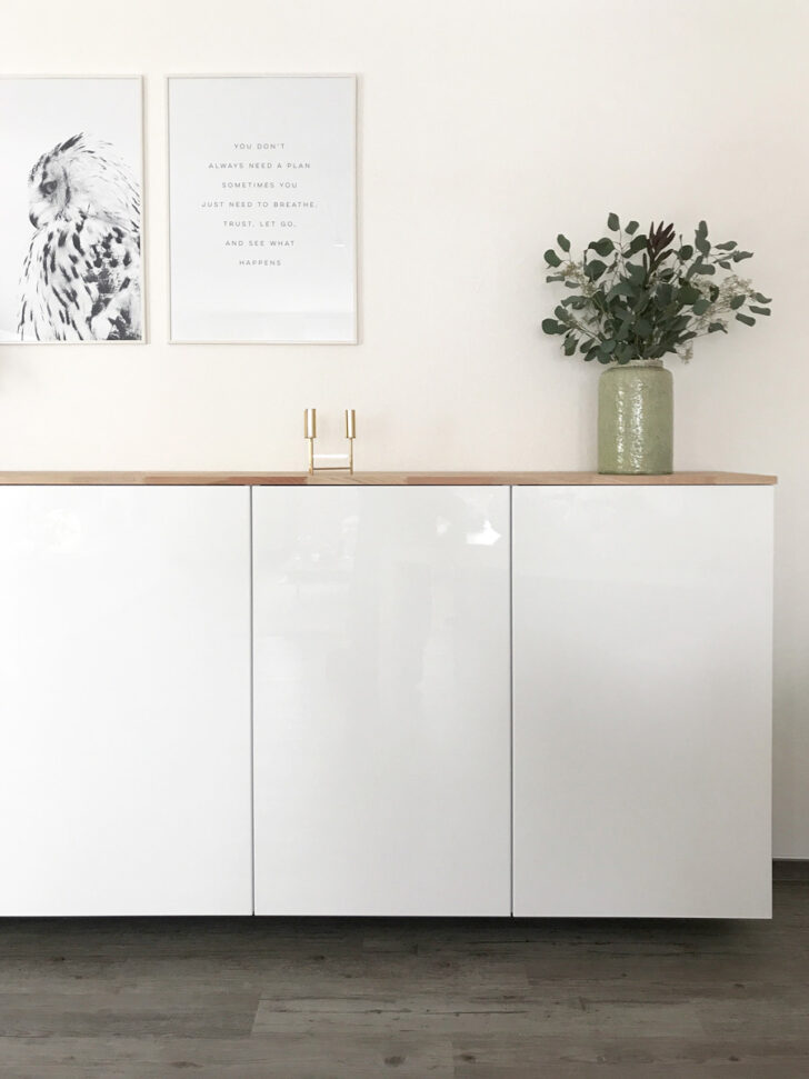 Medium Size of Ikea Hack Metod Kchenschrank Als Sideboard Bett Mit Schubladen Weiß 180x200 Bettkasten Aufbewahrung Sofa Boxen Schlafzimmer überbau 90x200 Lattenrost Und Wohnzimmer Anrichte Mit Arbeitsplatte