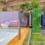 Sichtschutz Bambus Fr Den Pool Und Garten Bett Paravent Wohnzimmer Paravent Bambus Balkon