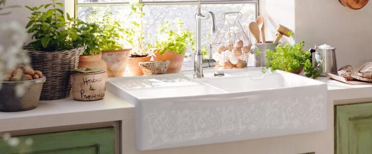 Medium Size of Splsteine Keramik Waschbecken Küche Wohnzimmer Spülstein Keramik