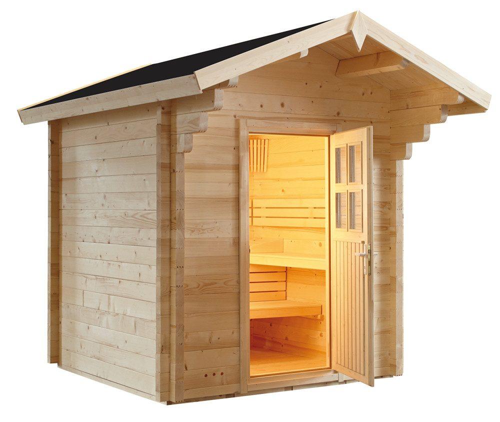 Full Size of Gartensauna Ursprngliche Sauna Schreiner Straub Wohnzimmer Außensauna Wandaufbau