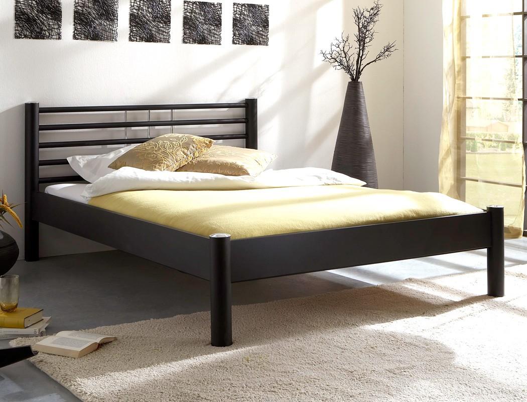 Full Size of Metallbett 100x200 Cara Schwarz Matt Struktur Gre Nach Wahl Futonbett Bett Weiß Betten Wohnzimmer Metallbett 100x200