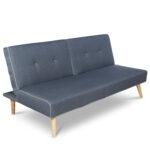 Bett Ausklappbar Ausklappbares Wohnzimmer Couch Ausklappbar