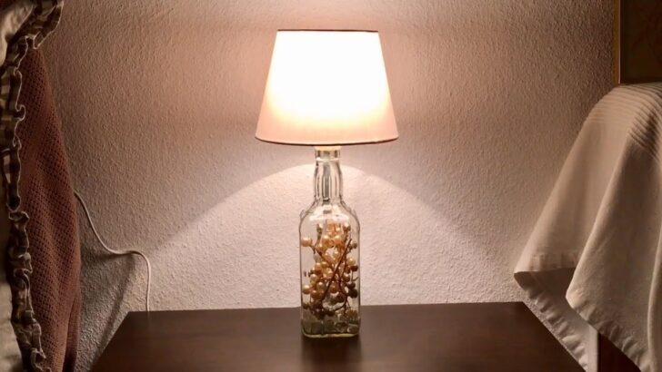 Medium Size of Lampen Selbermachen 25 Diy Lampenideen Zum Nachbasteln Schlafzimmer Wandlampe Bett Selber Bauen 180x200 Bogenlampe Esstisch Unterschrank Bad Holz Wohnzimmer Holz Led Lampe Selber Bauen