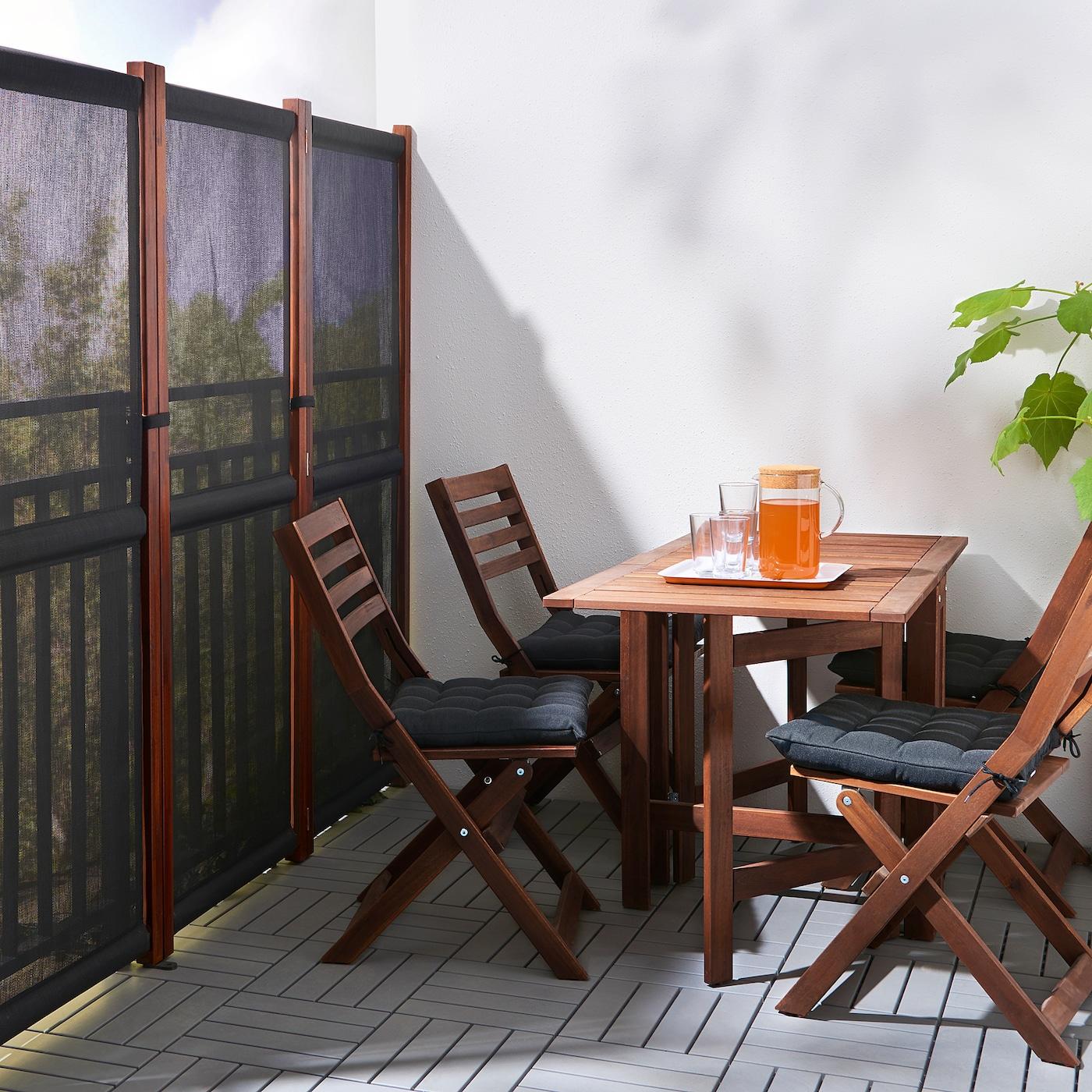 Full Size of Paravent Balkon Ikea Sltt Sichtschutz Auen Schwarz Garten Küche Kosten Betten 160x200 Sofa Mit Schlaffunktion Miniküche Bei Modulküche Kaufen Wohnzimmer Paravent Balkon Ikea