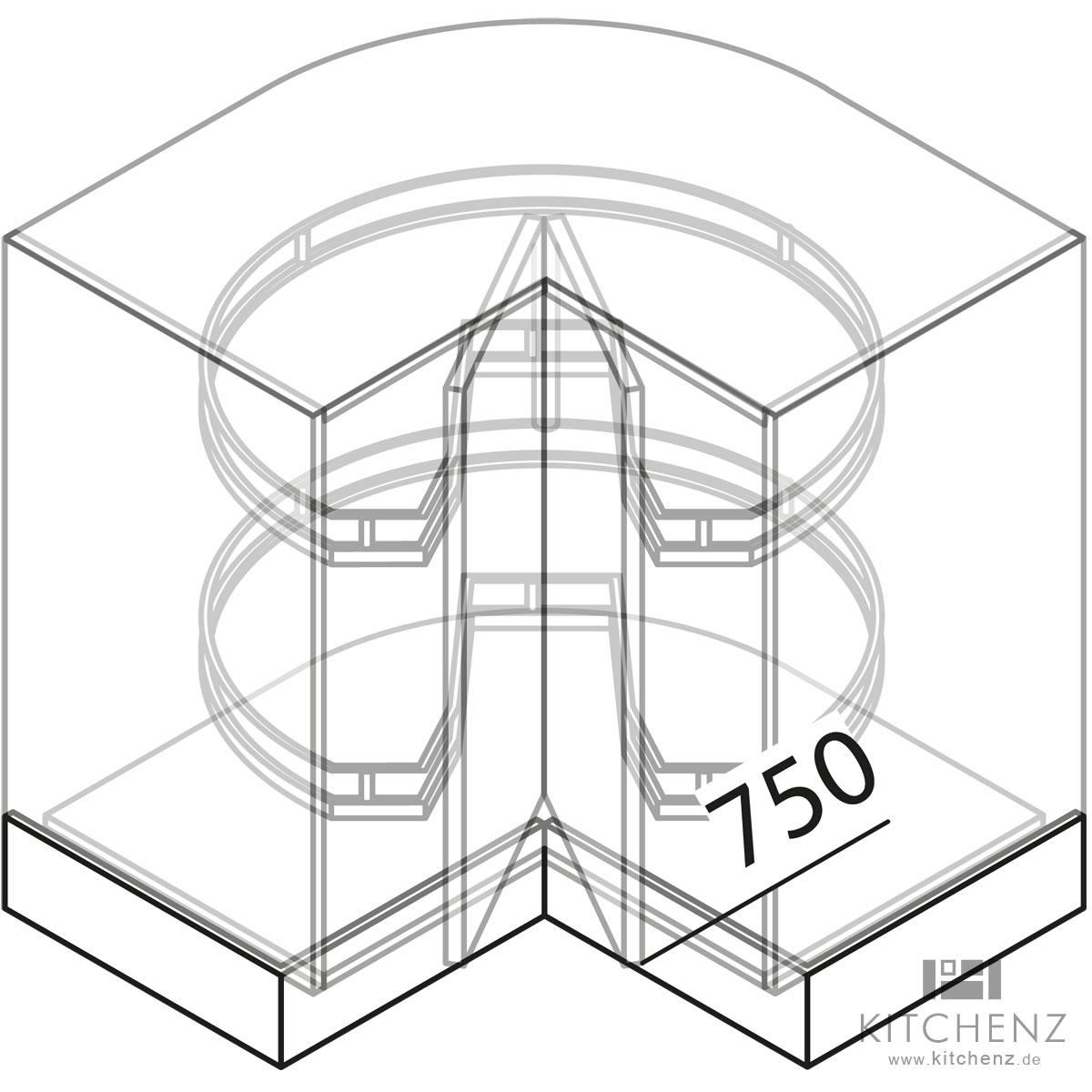 Full Size of Nolte Kchen Eckschrank Uek80 Online Kaufen Bad Schlafzimmer Küchen Regal Küche Wohnzimmer Küchen Eckschrank Rondell