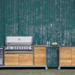 Basic Outdoor Kche Von Niehoff Garden Stylepark Mobile Küche Wohnzimmer Mobile Outdoorküche