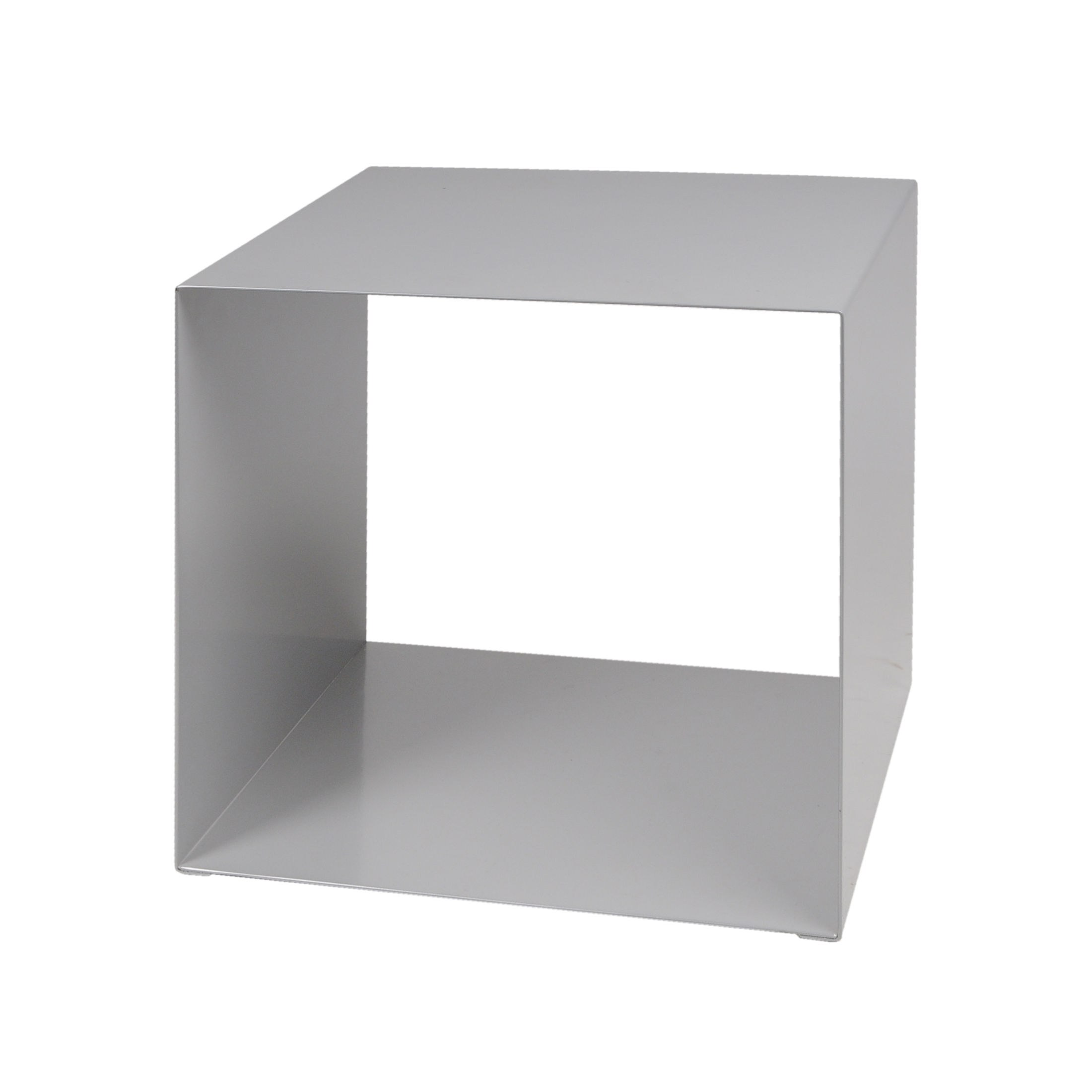 Full Size of Regalwürfel Metall Regal Wrfel Quadrato Silber Promondo Bett Weiß Regale Wohnzimmer Regalwürfel Metall