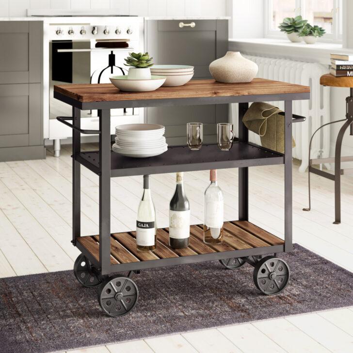 Medium Size of Loftdesigns Kcheninsel Skowhegan Bewertungen Wayfairde Freistehende Küche Wohnzimmer Kücheninsel Freistehend