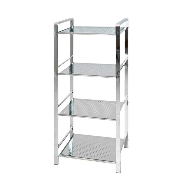 Medium Size of Schnes Regal Molly Fr Ihr Bad Aus Metall Wohnende Bett Weiß Regale Wohnzimmer Regalwürfel Metall