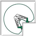 Küchenkarussell Intelligente Eckschrnke Fr Kche Kessebhmer Wohnzimmer Küchenkarussell