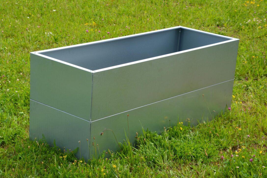 Large Size of Hochbeet Urban Gardening Metall 1 Edelstahl Garten Outdoor Küche Edelstahlküche Gebraucht Wohnzimmer Hochbeet Edelstahl
