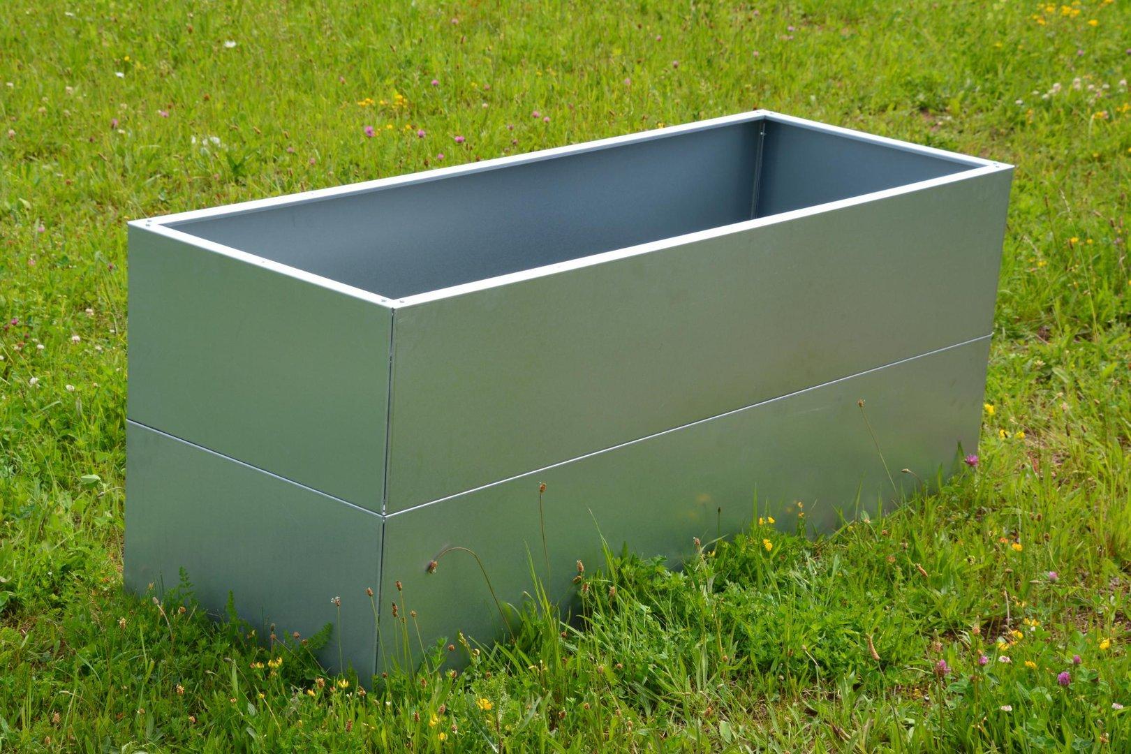Full Size of Hochbeet Urban Gardening Metall 1 Edelstahl Garten Outdoor Küche Edelstahlküche Gebraucht Wohnzimmer Hochbeet Edelstahl