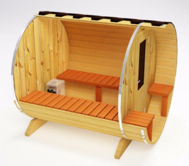 Medium Size of Gartensauna Bausatz Saunafgartensauna Outdoor Sauna 3 Wohnzimmer Gartensauna Bausatz