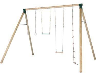 Schaukel Metall Wohnzimmer Trigano Holzschaukel Set Forester 3 M Inkl 4 Gerte Kaufen Bei Obi Regal Metall Schaukelstuhl Garten Regale Weiß Schaukel Für Kinderschaukel Bett