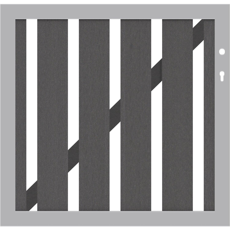 Full Size of Sichtschutz Element Vorgarten Tor Raja Wpc Alu Xl Rechts Anthrazit Garten Mobile Küche Nobilia Für Fenster Sichtschutzfolien Sichtschutzfolie Einseitig Wohnzimmer Obi Wpc Sichtschutz