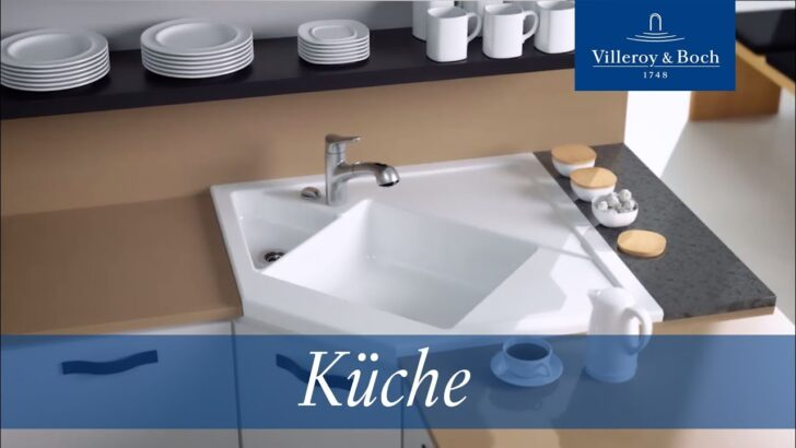 Medium Size of Montage Modul Ecksple Villeroy Boch Youtube Weisse Landhausküche Gardine Küche Anthrazit Fototapete Einbauküche Mit Elektrogeräten Thekentisch Insel Wohnzimmer Eckwaschbecken Küche