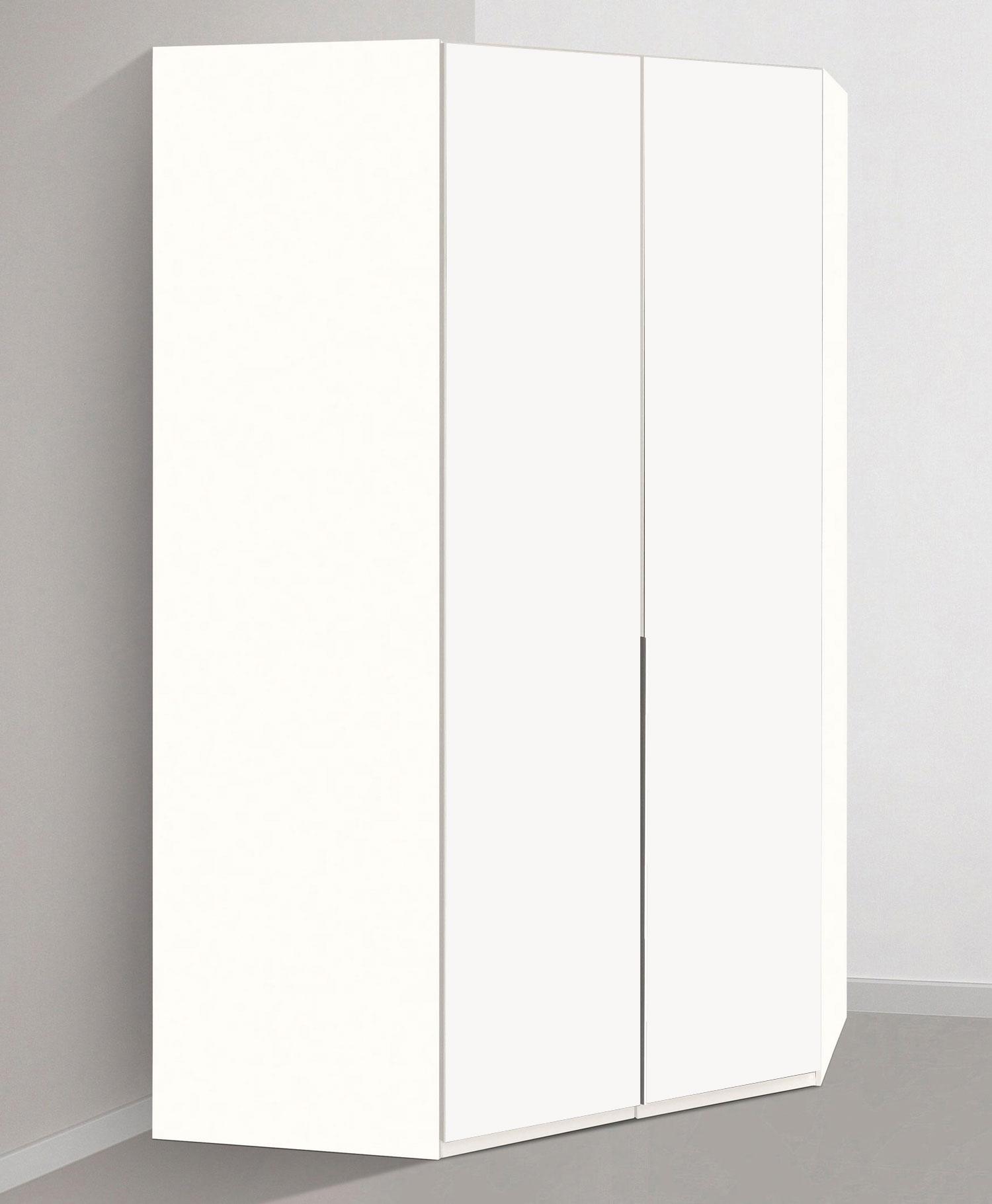 Full Size of Eckschrank Weiß Kleiderschrank Schrank New York 120x120cm Wei 14676 Bett 140x200 Weiße Betten Mit Schubladen Küche Weißes Schlafzimmer Regal 120x200 Regale Wohnzimmer Eckschrank Weiß