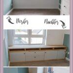 Ikea Küchenbank Sitzbank Mit Stauraum Vor Fensterbank Bauen Ein Hack Betten 160x200 Küche Kaufen Modulküche Kosten Miniküche Sofa Schlaffunktion Bei Wohnzimmer Ikea Küchenbank