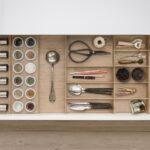 Gewürze Schubladeneinsatz Kchenausstattung Von Siematic Individuell Küche Wohnzimmer Gewürze Schubladeneinsatz