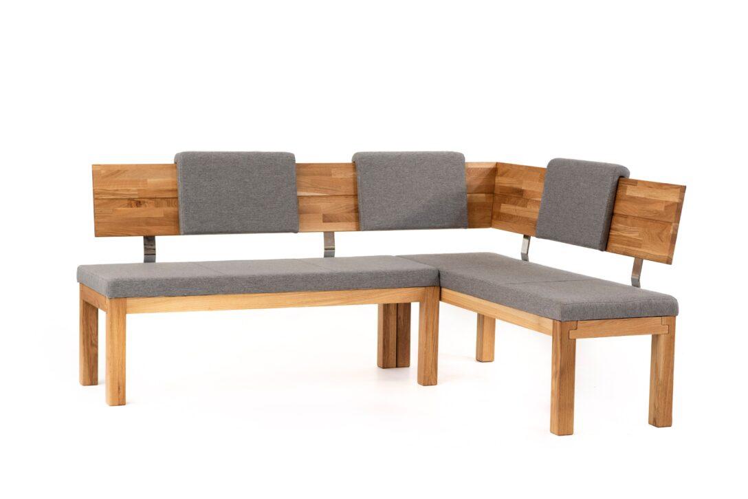 Large Size of Standard Furniture Eckbank Catania In Eiche Grau Mbel Letz Schlafzimmer Komplett Poco Big Sofa Bett 140x200 Betten Küche Wohnzimmer Eckbankgruppe Poco