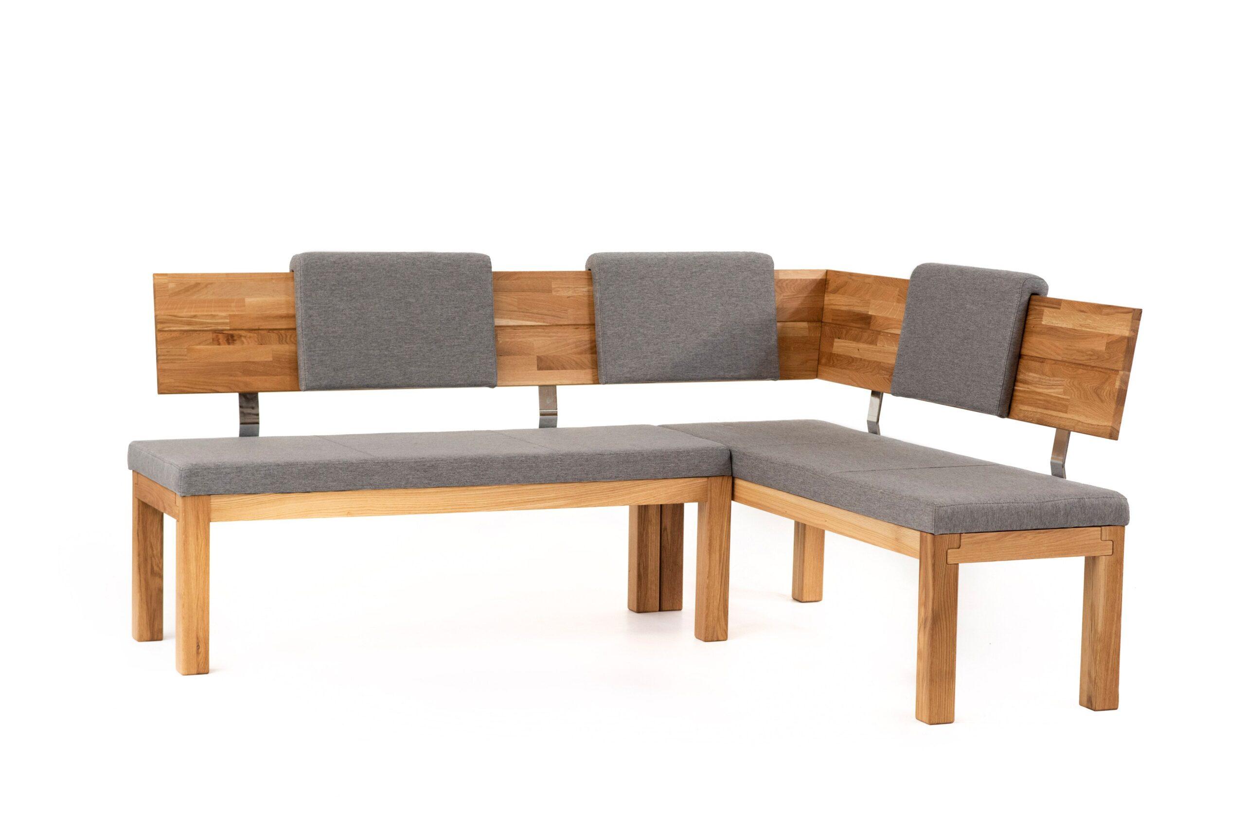 Full Size of Standard Furniture Eckbank Catania In Eiche Grau Mbel Letz Schlafzimmer Komplett Poco Big Sofa Bett 140x200 Betten Küche Wohnzimmer Eckbankgruppe Poco