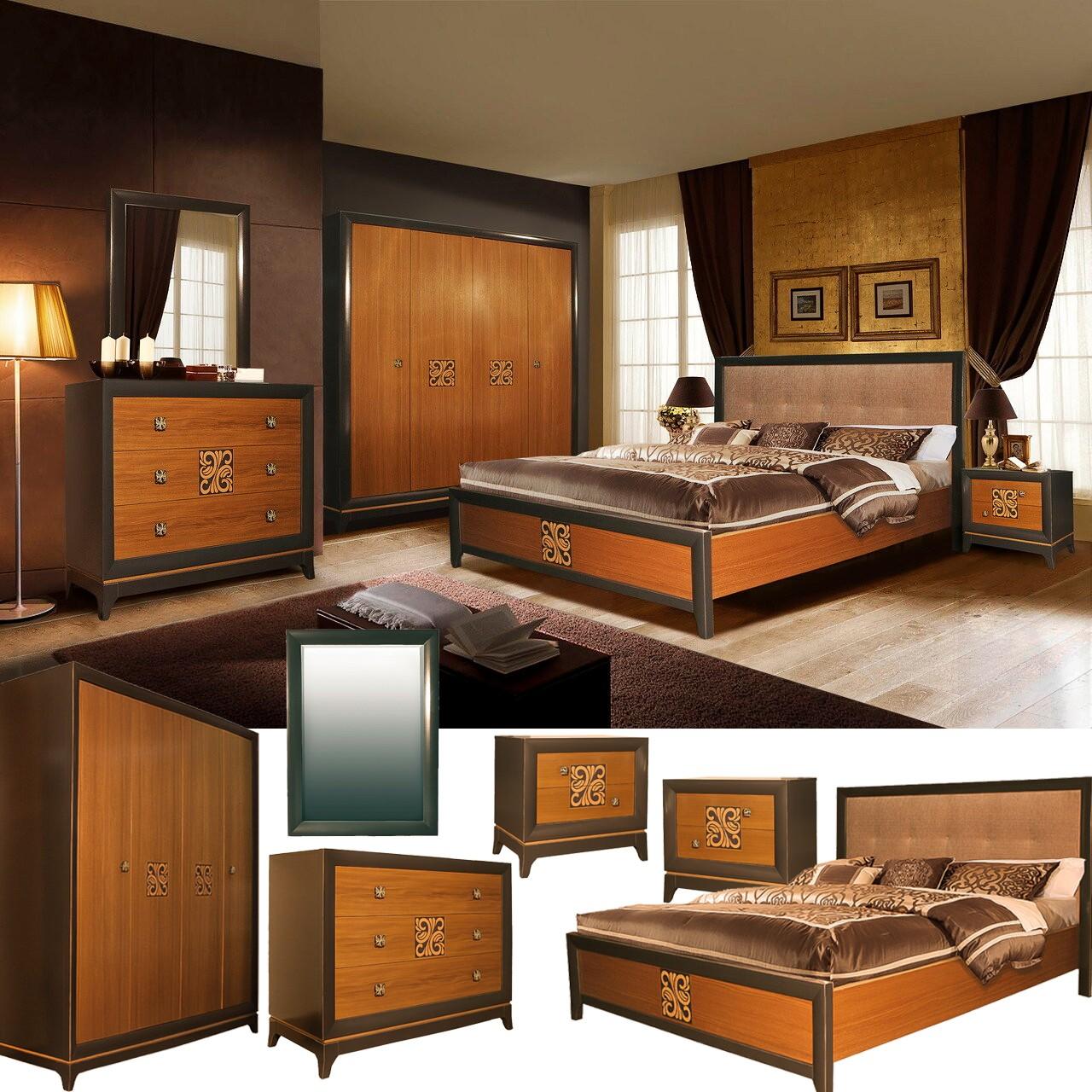 Full Size of Schlafzimmer Komplett Designer Set Dakota Komplettes Kommode Regal Mit Lattenrost Und Matratze überbau Schrank Bett 160x200 Komplettangebote Teppich Dusche Wohnzimmer Schlafzimmer Komplett
