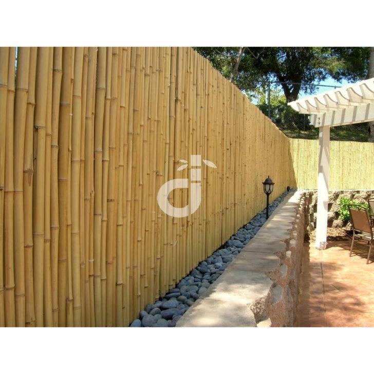 Medium Size of Paravent Bambus Balkon Hochwertiger Garten Zaun Sichtschutz Aty Nature Von De Bett Wohnzimmer Paravent Bambus Balkon