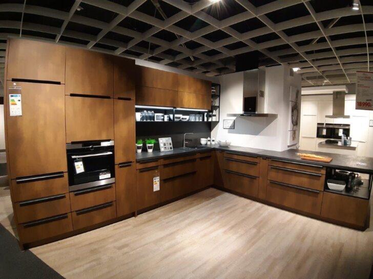 Medium Size of Ausstellungskchen Zu Sonderpreisen Mbelmarkt Dogern Küchen Regal Bad Abverkauf Inselküche Wohnzimmer Walden Küchen Abverkauf