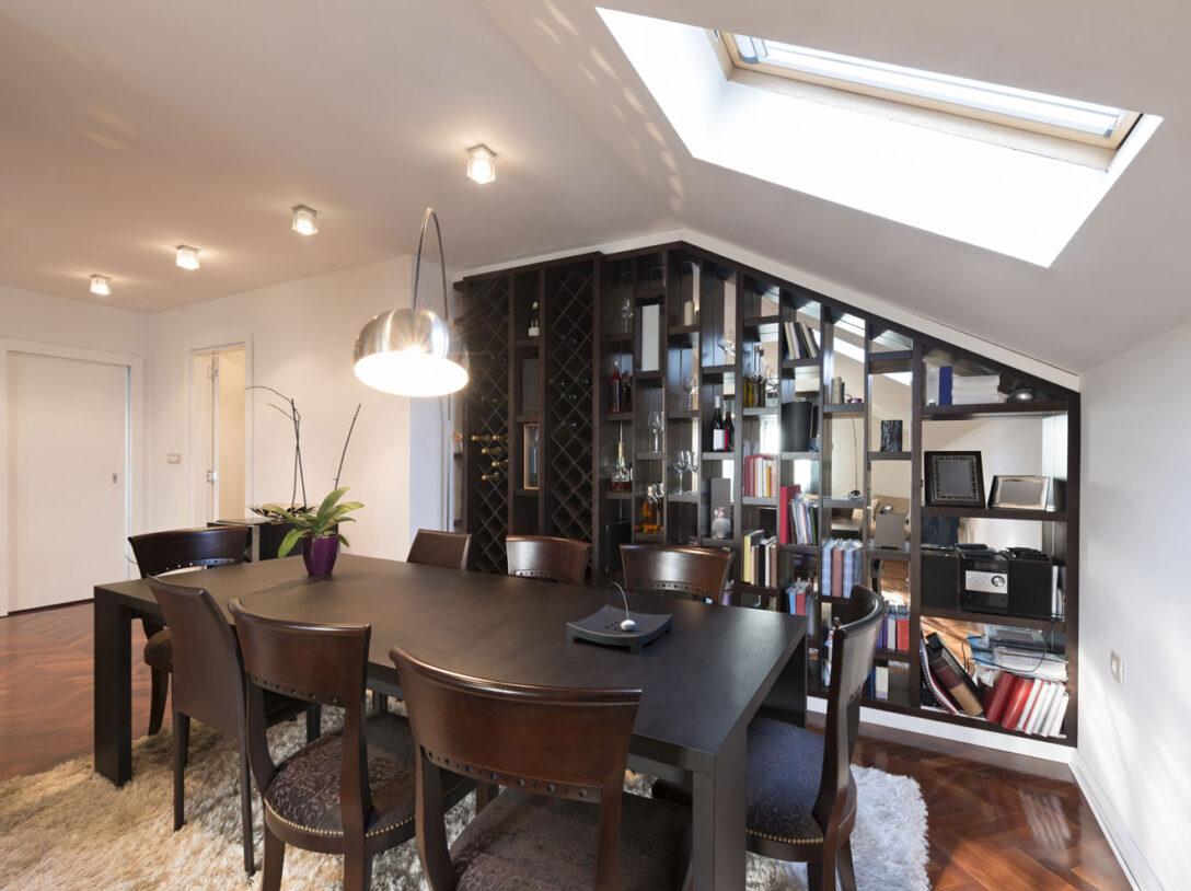 Large Size of Dachgeschosswohnung Einrichten 16 Praktische Fr Ihre Dachschrge Kleine Küche Badezimmer Wohnzimmer Dachgeschosswohnung Einrichten