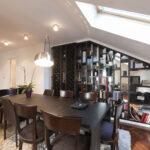 Dachgeschosswohnung Einrichten 16 Praktische Fr Ihre Dachschrge Kleine Küche Badezimmer Wohnzimmer Dachgeschosswohnung Einrichten