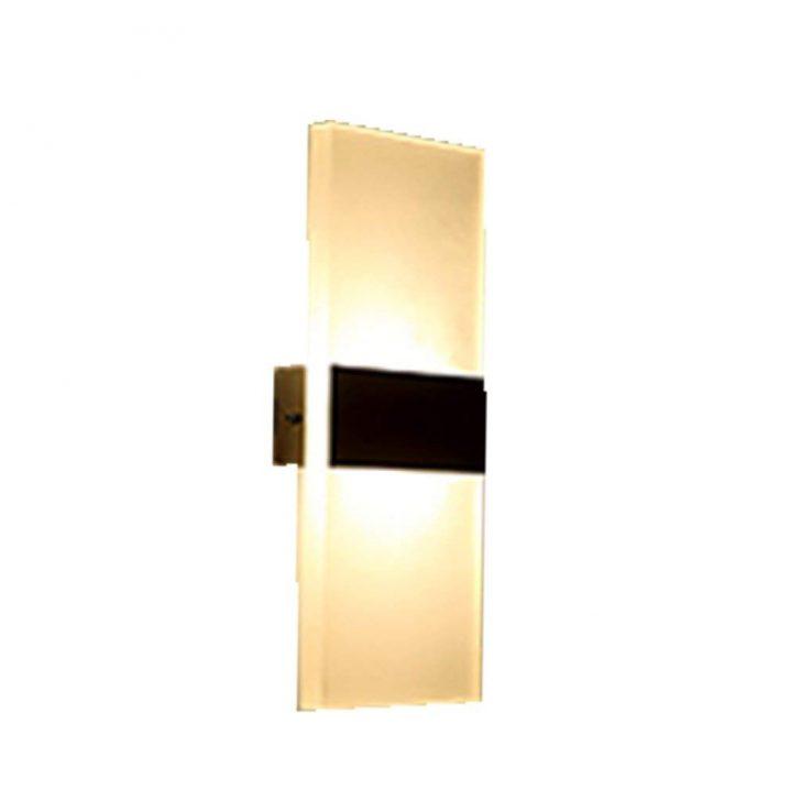 Medium Size of Wandlampen Schlafzimmer Wandleuchte Led Innen 12w Wandlampe Acryl Wandbeleuchtung Modern Sitzbank Set Mit Boxspringbett Deckenleuchte Lampen Teppich Komplett Wohnzimmer Wandlampen Schlafzimmer
