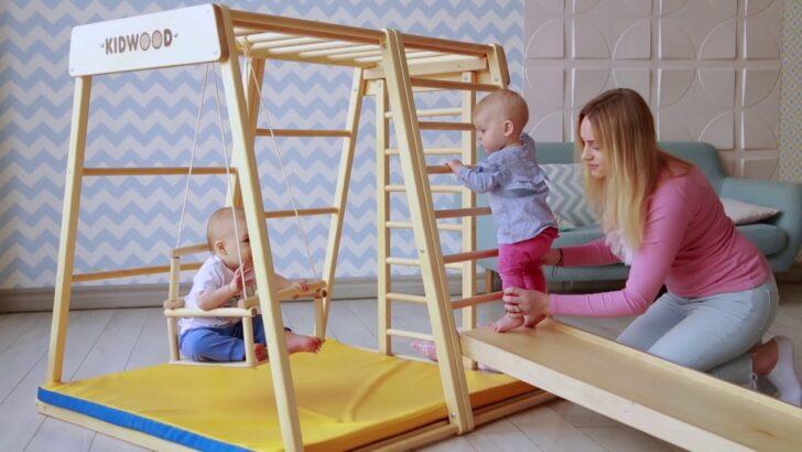 Medium Size of Kidwood Klettergerüst Segel Spielturm Von Obrists Baby Rose Baden Dttwil Garten Wohnzimmer Kidwood Klettergerüst