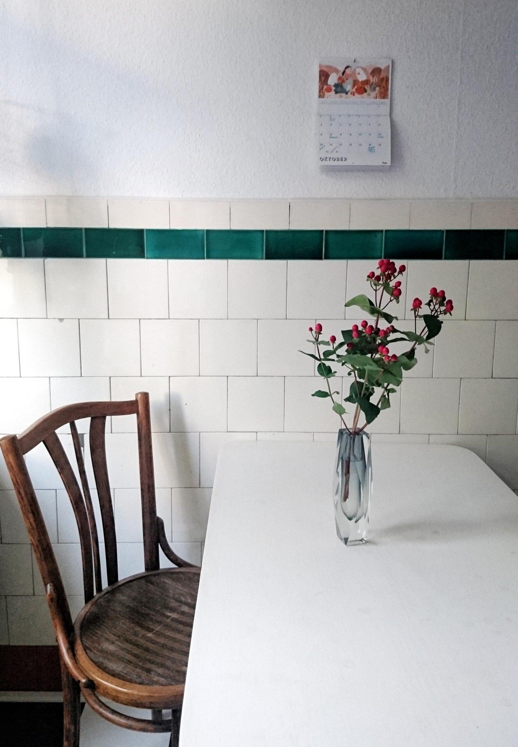 Full Size of Farbe In Der Kche So Wirds Wohnlich Wandregal Küche Landhaus Modul Schubladeneinsatz Bad Griesbach Fürstenhof Einbauküche L Form Nobilia Billige Vinylboden Wohnzimmer Wandfarben Für Küche