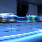 Küchen Fliesenspiegel Wohnzimmer Küchen Fliesenspiegel Magazin Und Kchenspiegel Küche Glas Selber Machen Regal