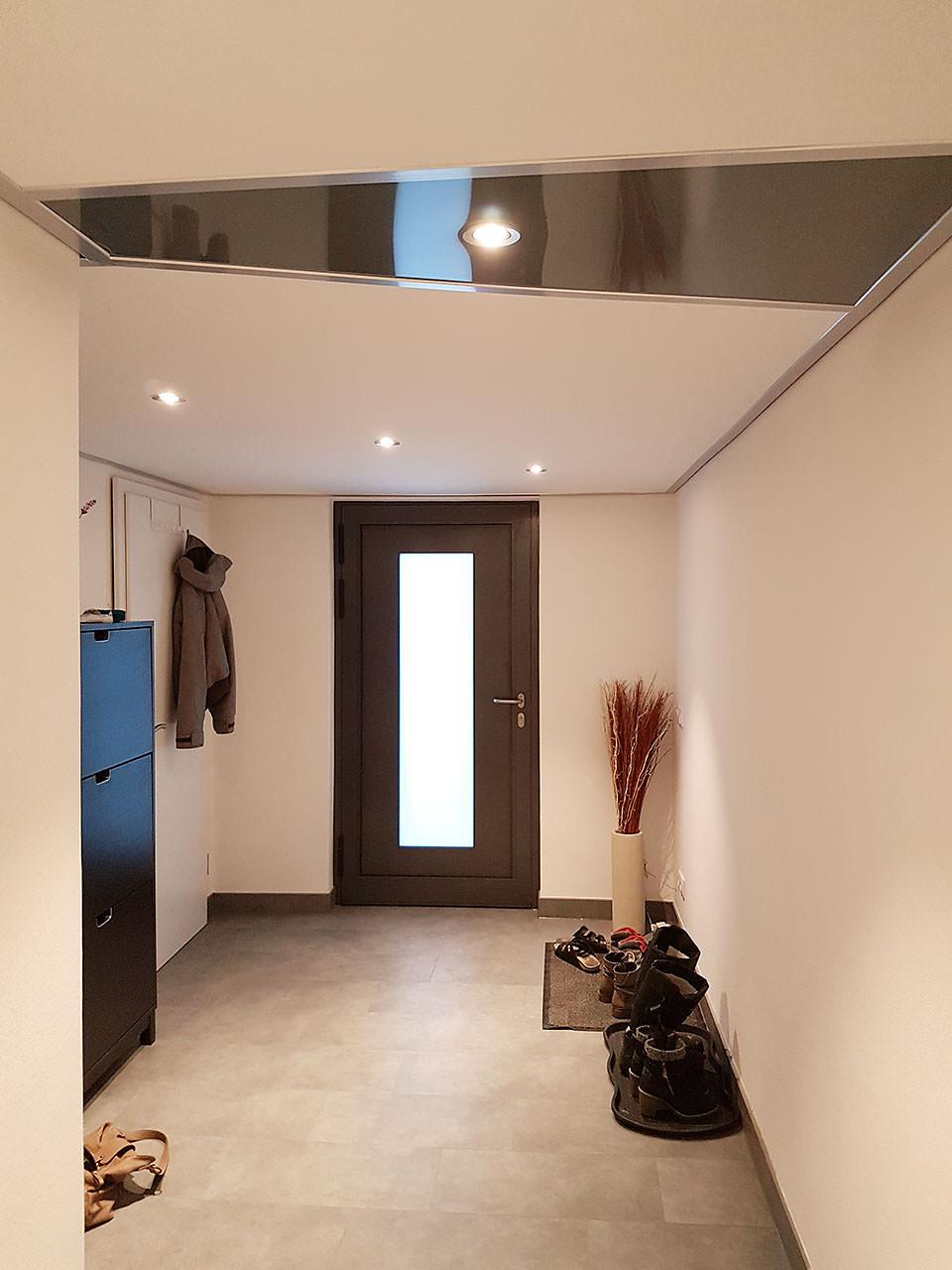 Full Size of Decke Gestalten Flur Neu Wohnzimmer Decken Led Deckenleuchte Deckenlampe Schlafzimmer Moderne Im Bad Modern Lampe Badezimmer Küche Wohnzimmer Decke Gestalten
