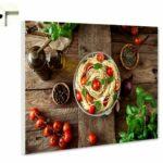 Pinnwand Küche Magnettafel Motiv Kche Essen Trinken Spaghetti Granitplatten Treteimer Handtuchhalter Eckschrank Modulküche Holz Läufer Lüftung Kaufen Mit Wohnzimmer Pinnwand Küche