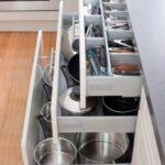 Schubladen Ordnungssystem Küche Kche Organisieren Und Richtig Einrumen Hilfreiche Tipps Tricks Holzofen Wasserhahn L Form Alno Was Kostet Eine Neue Billig Wohnzimmer Schubladen Ordnungssystem Küche