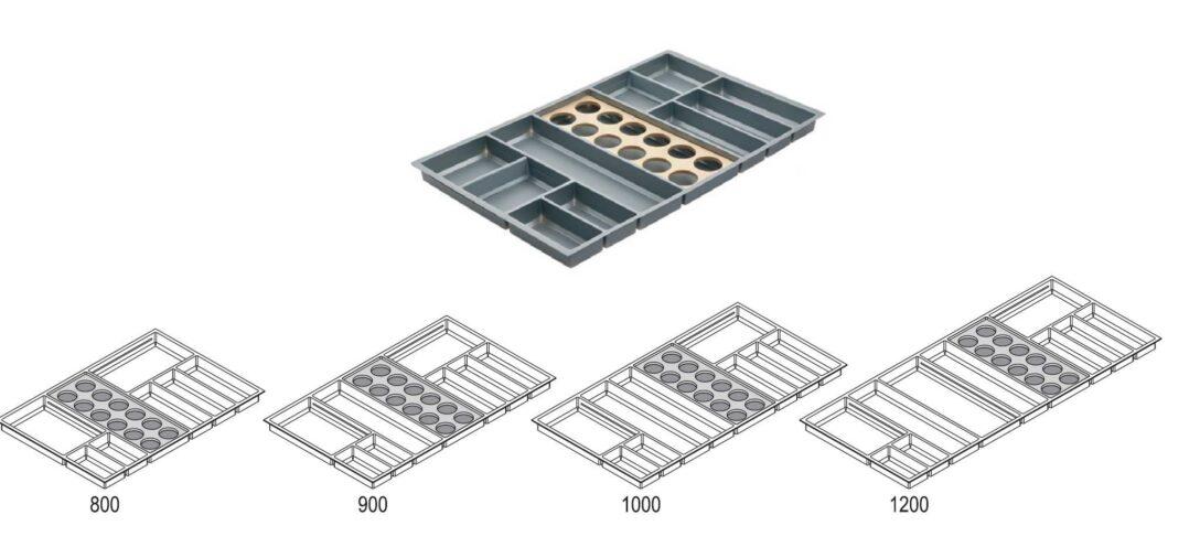 Large Size of Nobilia Besteckeinsatz Move Mit Einsatz Fr Gewrzdosen Original Einbauküche Küche Wohnzimmer Nobilia Besteckeinsatz