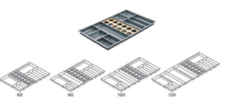 Medium Size of Nobilia Besteckeinsatz Move Mit Einsatz Fr Gewrzdosen Original Einbauküche Küche Wohnzimmer Nobilia Besteckeinsatz