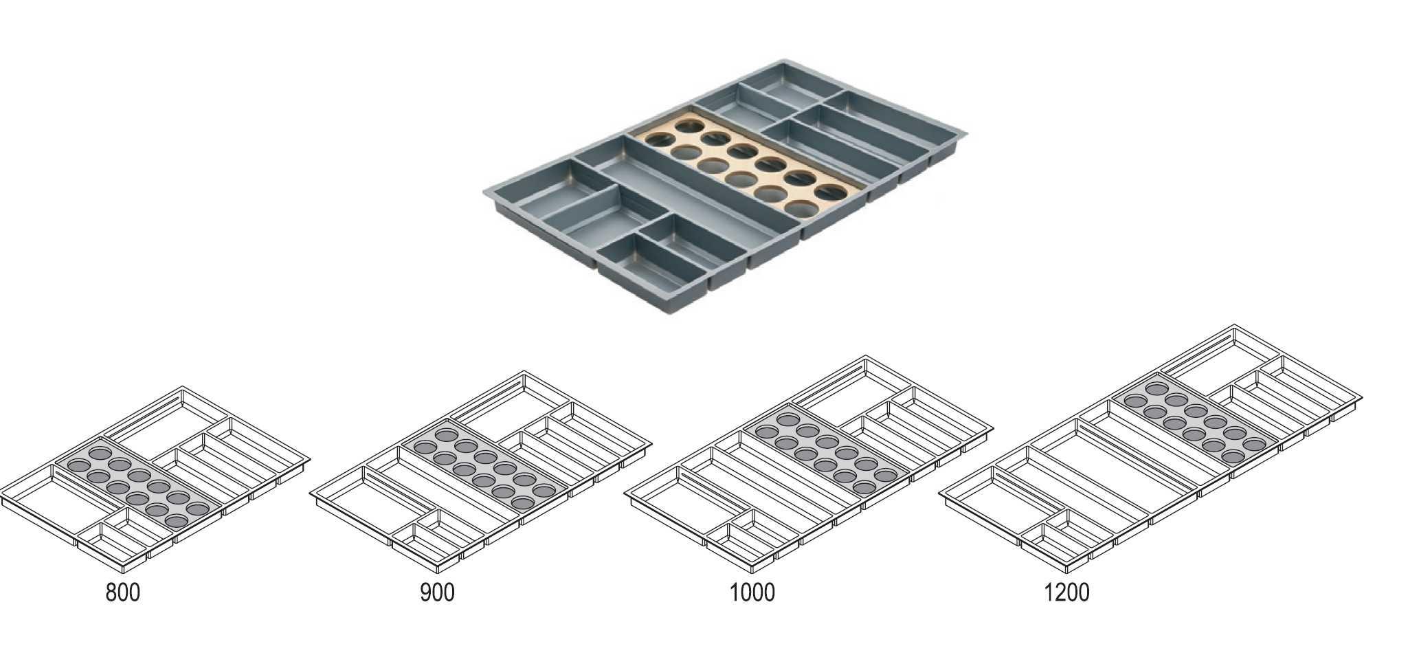 Full Size of Nobilia Besteckeinsatz Move Mit Einsatz Fr Gewrzdosen Original Einbauküche Küche Wohnzimmer Nobilia Besteckeinsatz