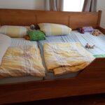Rausfallschutz Selbst Gemacht Bett Selber Machen Kinderbett Baby Hochbett Ein Blick In Familienbetten Geborgen Wachsen Küche Zusammenstellen Wohnzimmer Rausfallschutz Selbst Gemacht