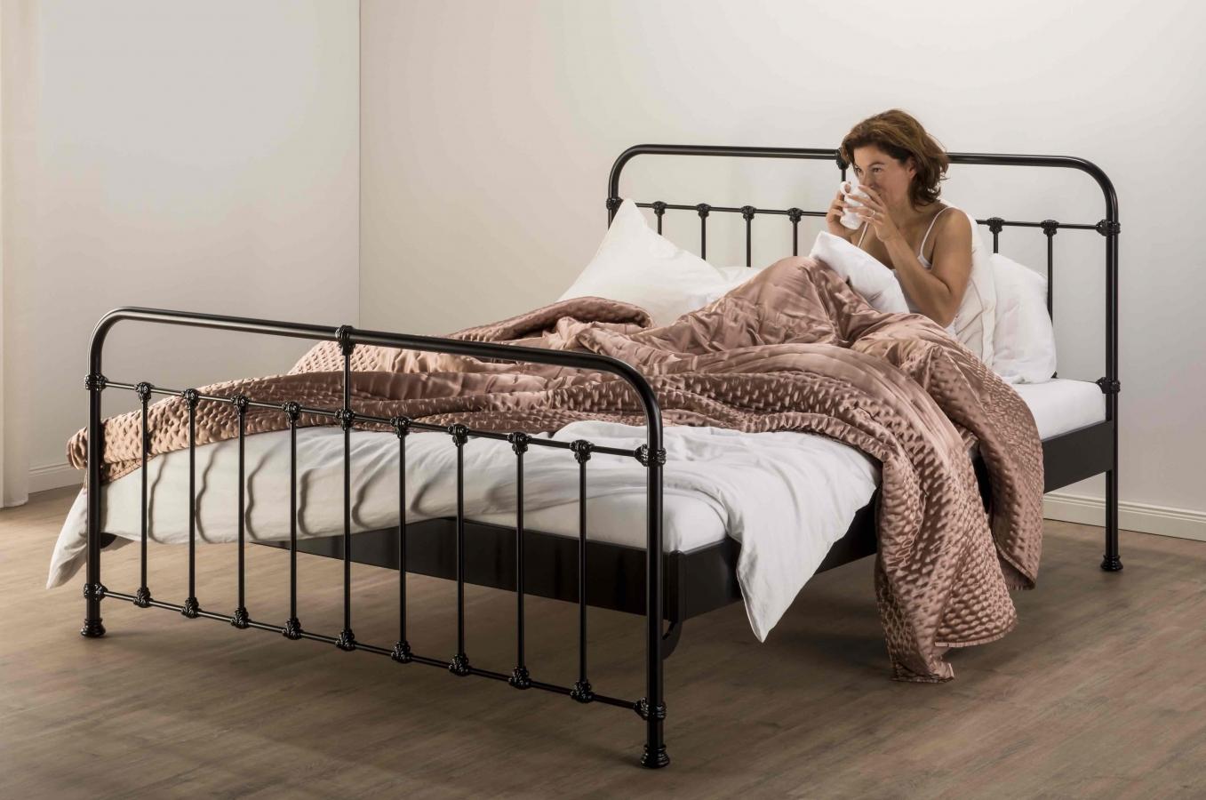 Full Size of Metallbett 100x200 Bett James Jetzt Online Kaufen Ironbedde Weiß Betten Wohnzimmer Metallbett 100x200
