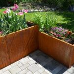 Hochbeete Kobeldesign Garten Hochbeet Outdoor Küche Edelstahl Edelstahlküche Gebraucht Wohnzimmer Hochbeet Edelstahl