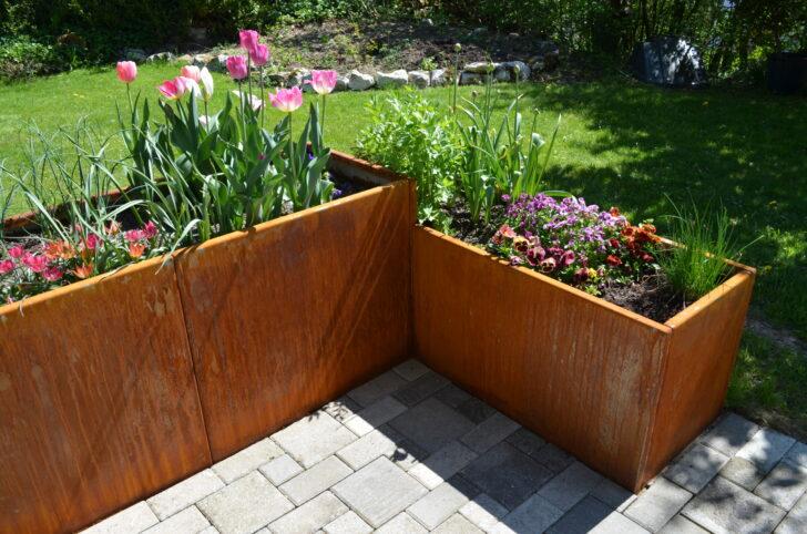Medium Size of Hochbeete Kobeldesign Garten Hochbeet Outdoor Küche Edelstahl Edelstahlküche Gebraucht Wohnzimmer Hochbeet Edelstahl