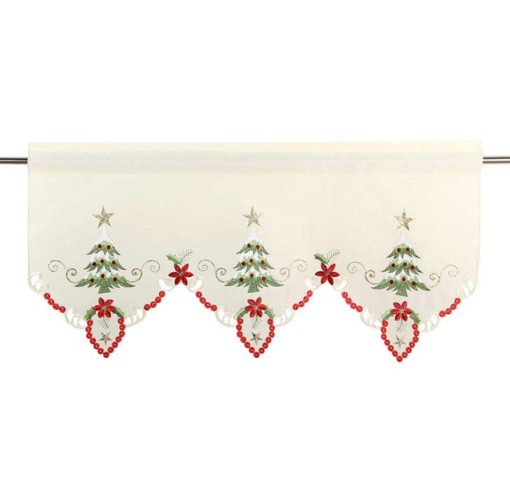 Medium Size of Scheibengardine Blickdicht Bistrogardine Weihnachten Ts24 Scheibengardinen Küche Wohnzimmer Scheibengardinen Blickdicht