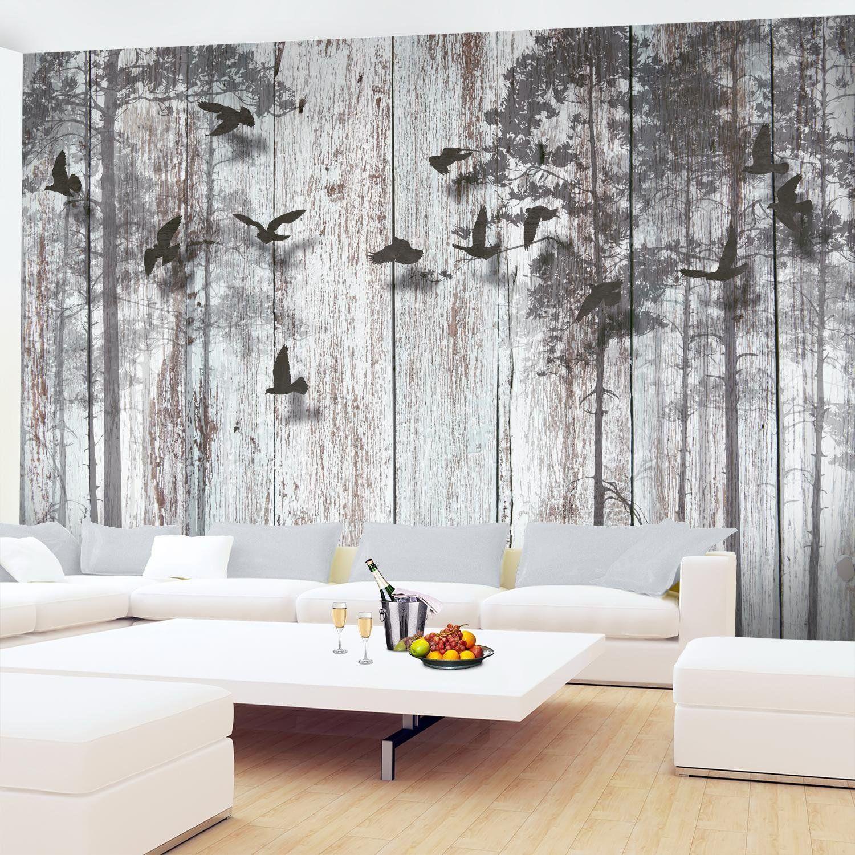 Full Size of Wohnzimmer Wandbild Fototapete Abstrakt Holzoptik Vlies Wand Tapete Board Gardinen Für Vinylboden Vorhänge Gardine Deckenleuchte Led Beleuchtung Schrankwand Wohnzimmer Wohnzimmer Wandbild