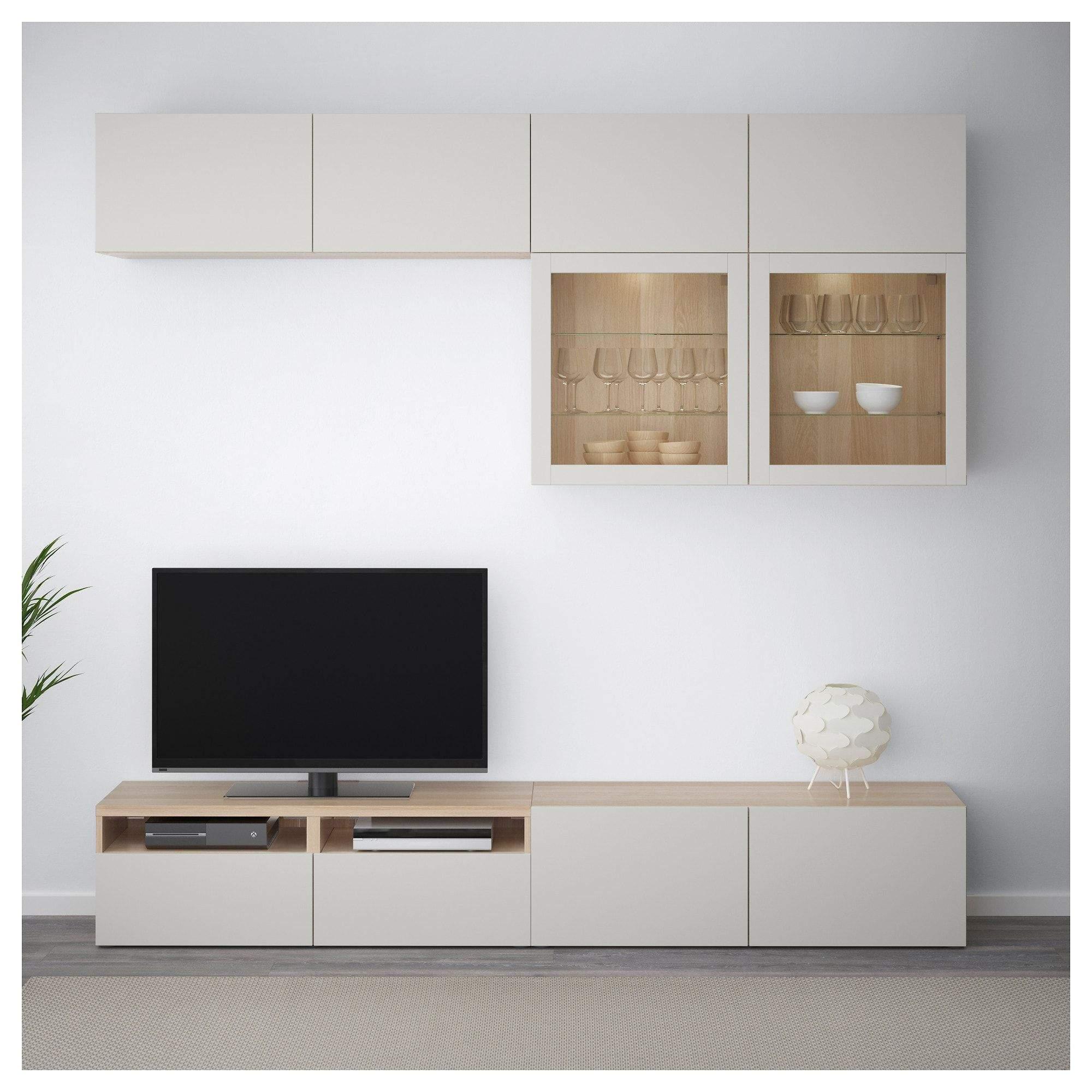 Full Size of Ikea Besta Wohnzimmer Inspirierend Best Tv Komb Mit Vitrinentren Betten 160x200 Bei Küche Kosten Anrichte Sofa Schlaffunktion Modulküche Miniküche Kaufen Wohnzimmer Anrichte Ikea